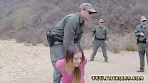 Police uniform threesome and police woman bdsm xxx Anal for Tight