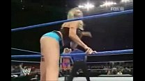 The Best Of WWE Diva Stacy Keibler Part 1