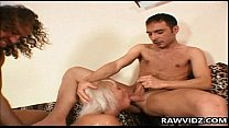 Polly Gets All Holes Drilled Raw