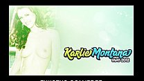 Sexy Treat of the Month Karlie Montana plays wi...