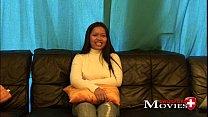 สาวไทยน้องแอนมาสัมภาษณ์เป็นพนักงานขัดท่อ(ดูดควย)วันแรก