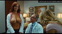 Christine Smith big nude boobs in Bad Teacher