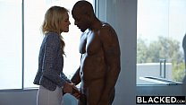 BLACKED Keira Nicole Takes Her First Big Black ...