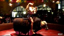 How To Properly Ride A Mechanical Bull Video