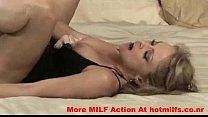 Mature Hot MILF Has Her Pussy Pounded By Young ...
