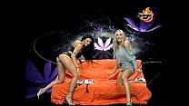 Diva futura Nadia Mori Amandha Fox le bombe sexy di Fuego