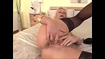 Sexy Milf Teaches Boy How To fuck Ass.