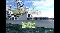 3D Comic: The Eyeland Project The Perfect Part 2