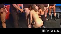 Amateur blowjob orgy11 Widescreen TSO[10]