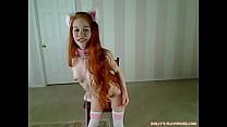Dolly Little is a Dancing Minx