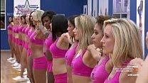 split famous the doing Cheerleaders