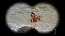 viviane araujo nuazinha na praia