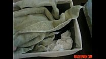 Panty RaidStep Daughter's Dirty Hamper: Free Ga...