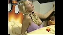 Big Brother Blonde Big Nipple Slip Oops!