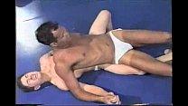 Wrestling - Vintage - Robbie Cardenas vs Don Vincent