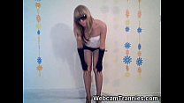 Playful Shemale Teen on Cam!