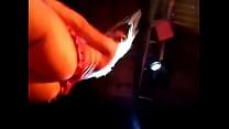 Baile Funk Gostosas Rebolando Com A Calçinha Atolada No Rego E No Cú