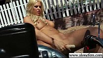 Lonely Girl (bella rose) Insert In Her Holes All Kind Of Stuffs mov-09