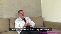 FemaleAgent MILF cant get enough of strippers c...