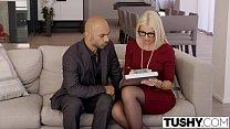 TUSHY Arty Babe Gigi Allens First Anal