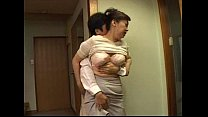 pleasured getting tits big with milf mom step Japanese
