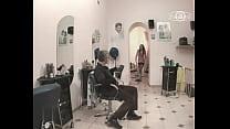 Candid Nudes - Barber shop cleaner
