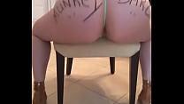 Twerking ass Marcy Diamond Big huge booty whooty pawg