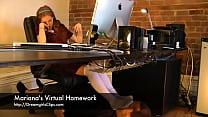 Mariana's Virtual Homework