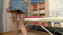 Sexual massage video of the deepest vaginal pou...