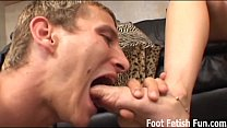 Let me wrap my soft warm feet around your cock