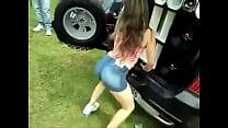 Novinha dançando som automotivo www.jizzxx.com