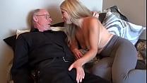 Porno Gartis Old man fuck his young wife