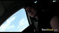 unhappy teen girl seduced into sex