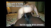 white wives vs big black cocks