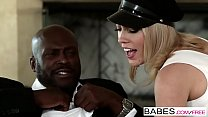 Babes - Black is Better - Ripe And Ready starring Lily Lebeau and Lexington Steele clip