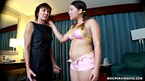 Mature Wife Humiliated by Younger Home Wrecker ...