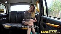 Fake Taxi New driver fucks hot blonde passengers soaking wet pussy