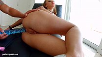 Creampie given to Katarina Muti - scene by All Internal