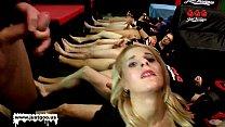 Ashlee Cox the blonde cum addict - German Goo Girls