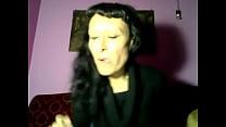 UNA PIPPA CON PADRE PIO - MISS WAGON & PADRE PIO SMOKING, PIEDI E SBORRA QUANDO
