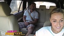 Female Fake Taxi Massive tits cabbie wants cock...
