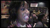 SaXXX aka SAXXXJUST4U Promoting Her Things at AC NJ EXXXotica ExPo 2014