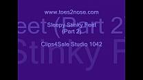 Sleepy Stinky Feet (Preview)