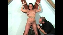 Shaz Tied and Electro of mature english amateur...