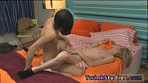 Gay twink big dick hurts and school sex movies Aidan and