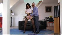 best intercourse old man and hot latina.SIF
