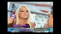 el video secreto de Shirley Cherres