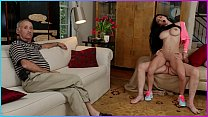 BLUE PILL MEN - Old Men Show Young Teen Jennifer aka Crystal Rae A Good Time