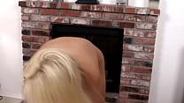 Naugthy blonde