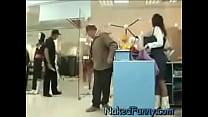Pegadinhas Picantes - Gostosa na loja de roupas